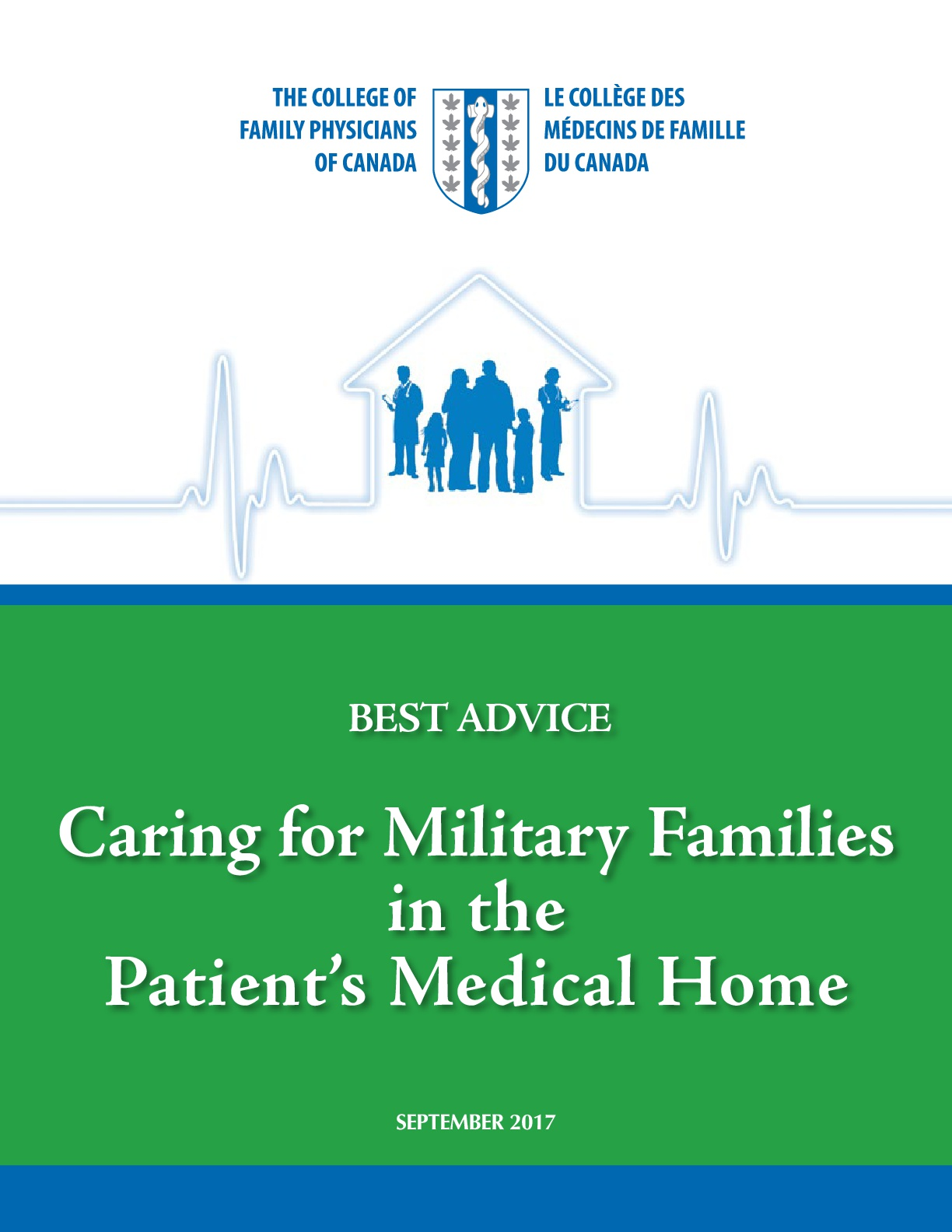 Best Advice Guide: Caring for Military Families in the Patient's Medical Home