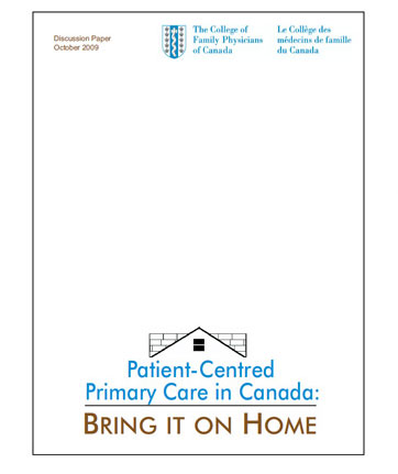 PMH Discussion Paper: Bring It On Home