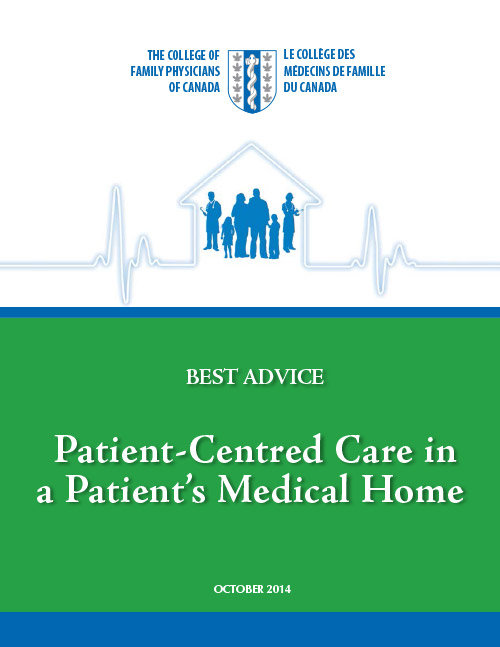 Best Advice Guide: Patient-Centredness
