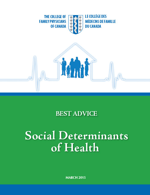 Best Advice Guide: Social Determinants of Health
