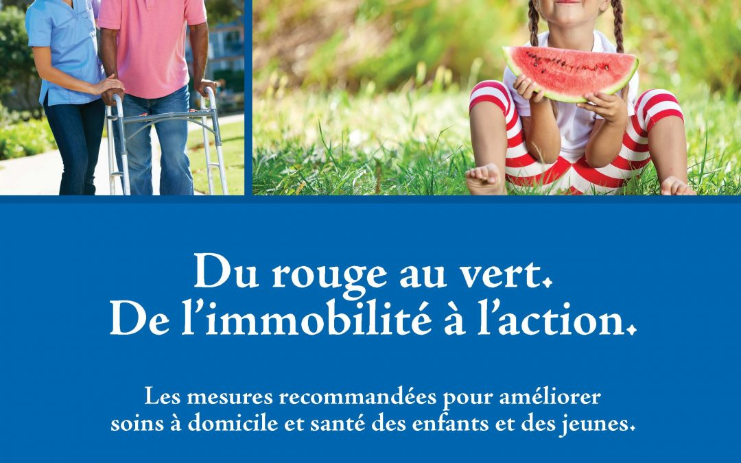 Featured image for Du rouge au vert.