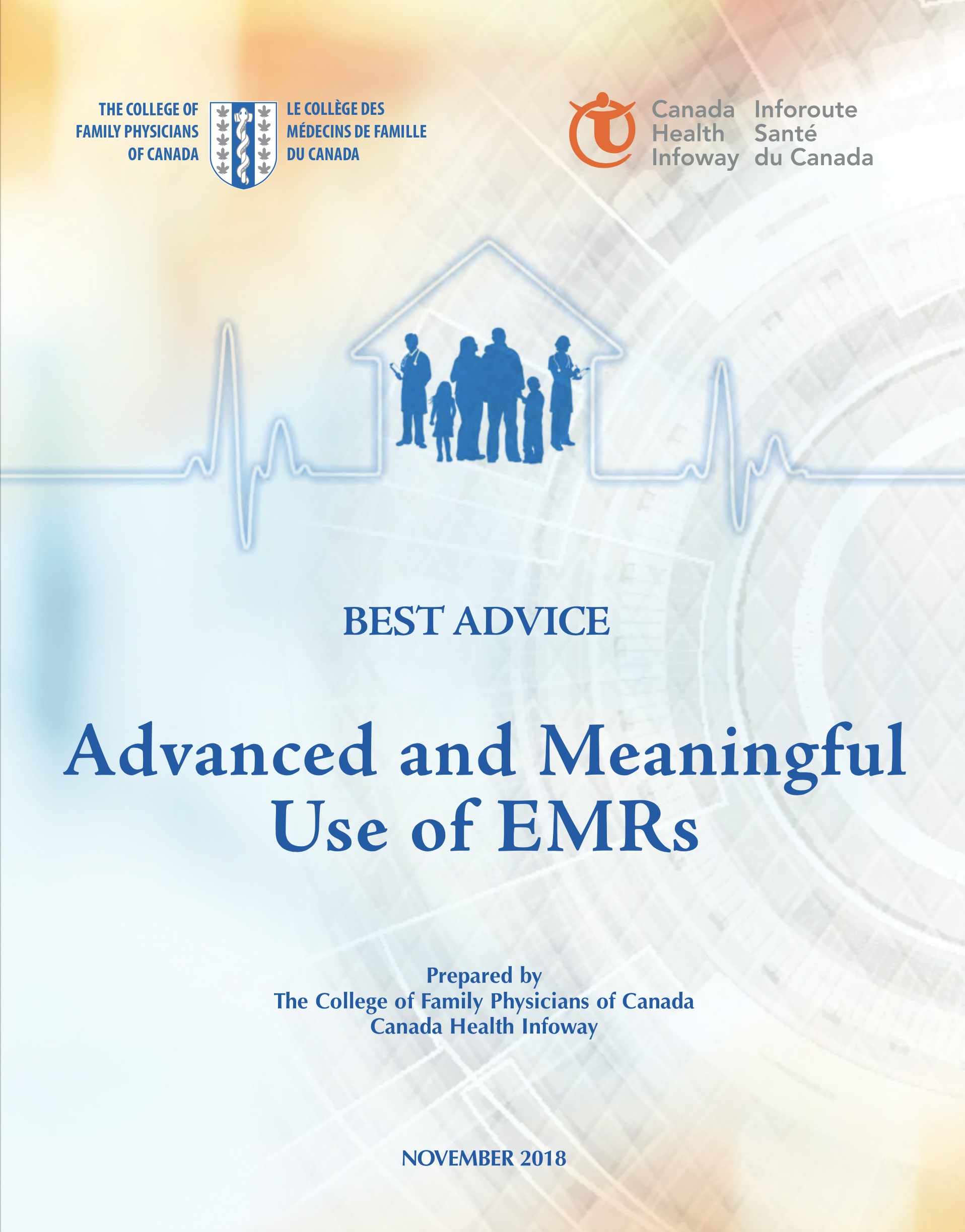 Best Advice Guide: Advanced and Meaningful Use of EMRs