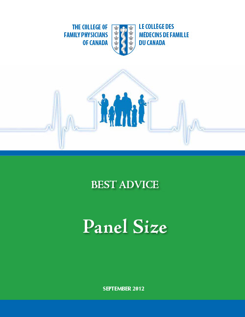 Thumbnail for Best Advice Guide: Panel Size