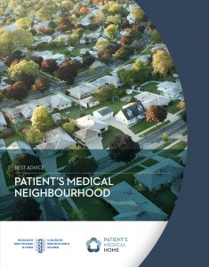 Thumbnail for Best Advice Guide: The Patient's Medical Neighbourhood