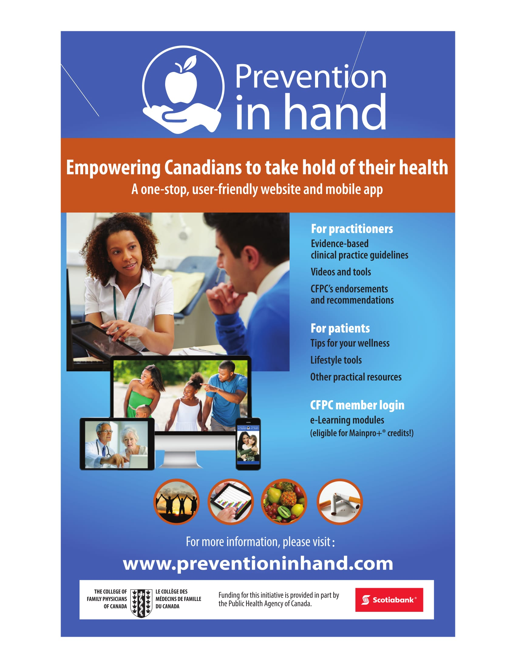 Prevention in Hand